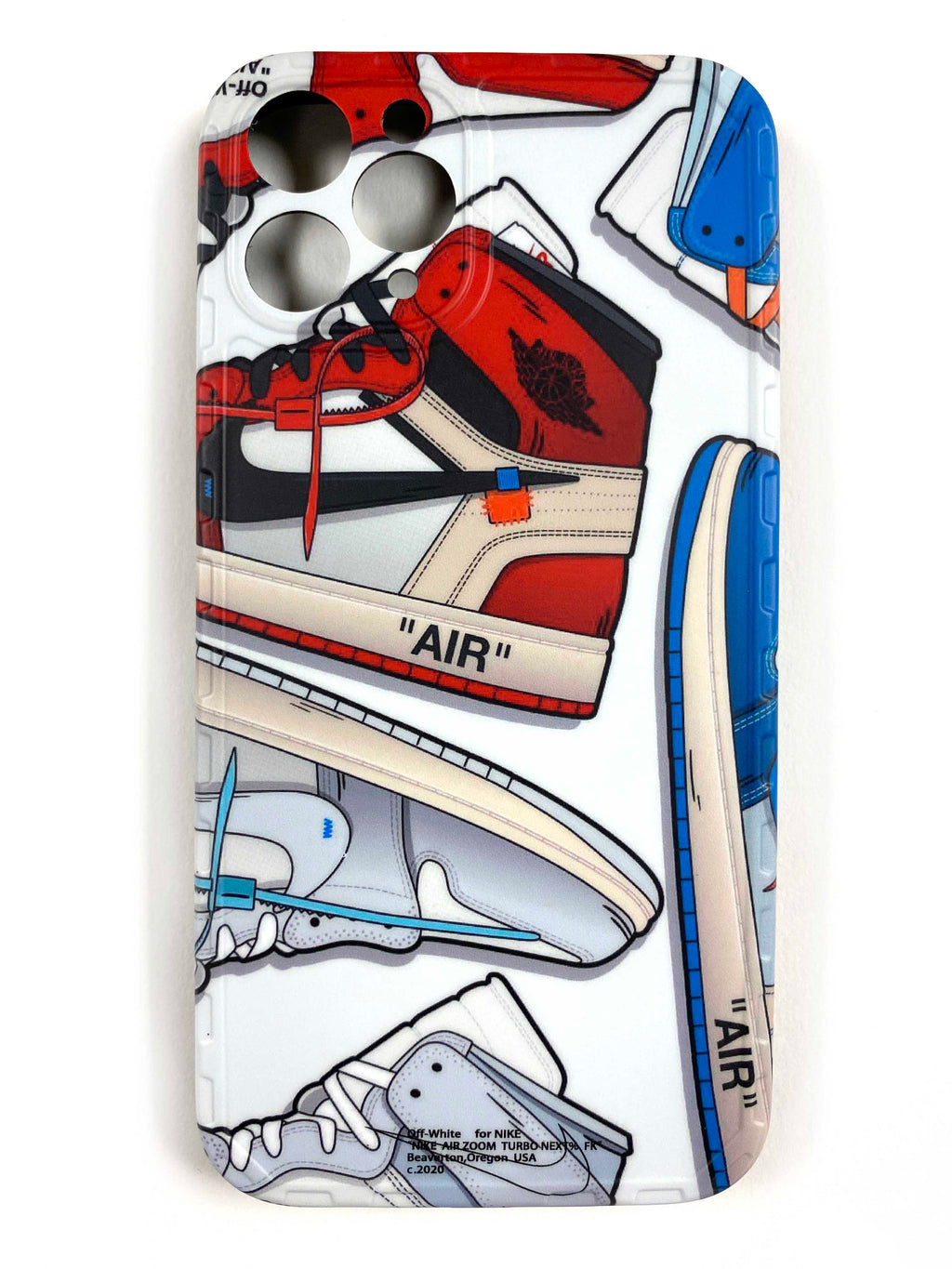 "CaseNerd ""Give Me My 1s"" iPhone Case"