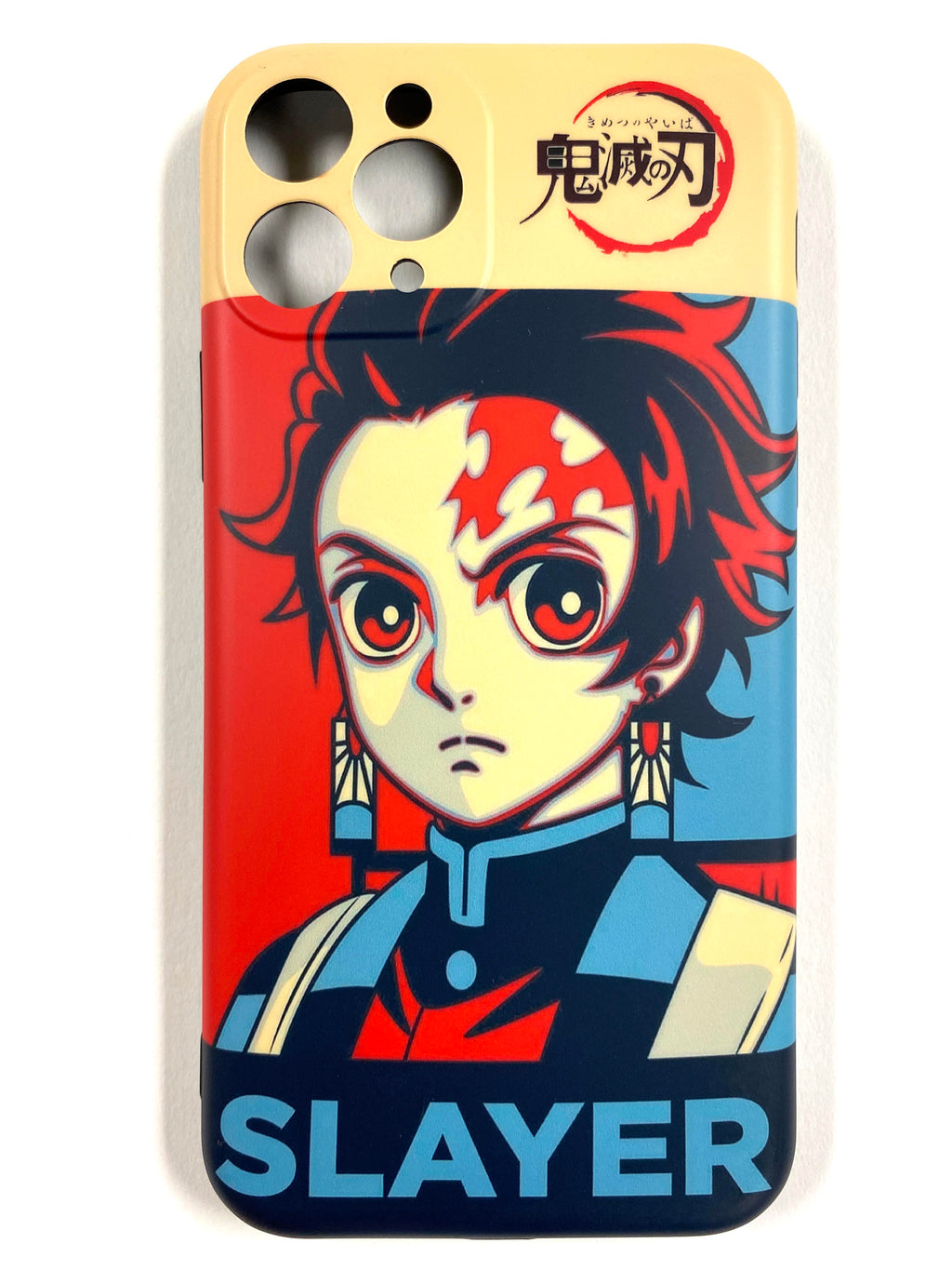 "CaseNerd ""Tanjiro Slayer"" iPhone Case"