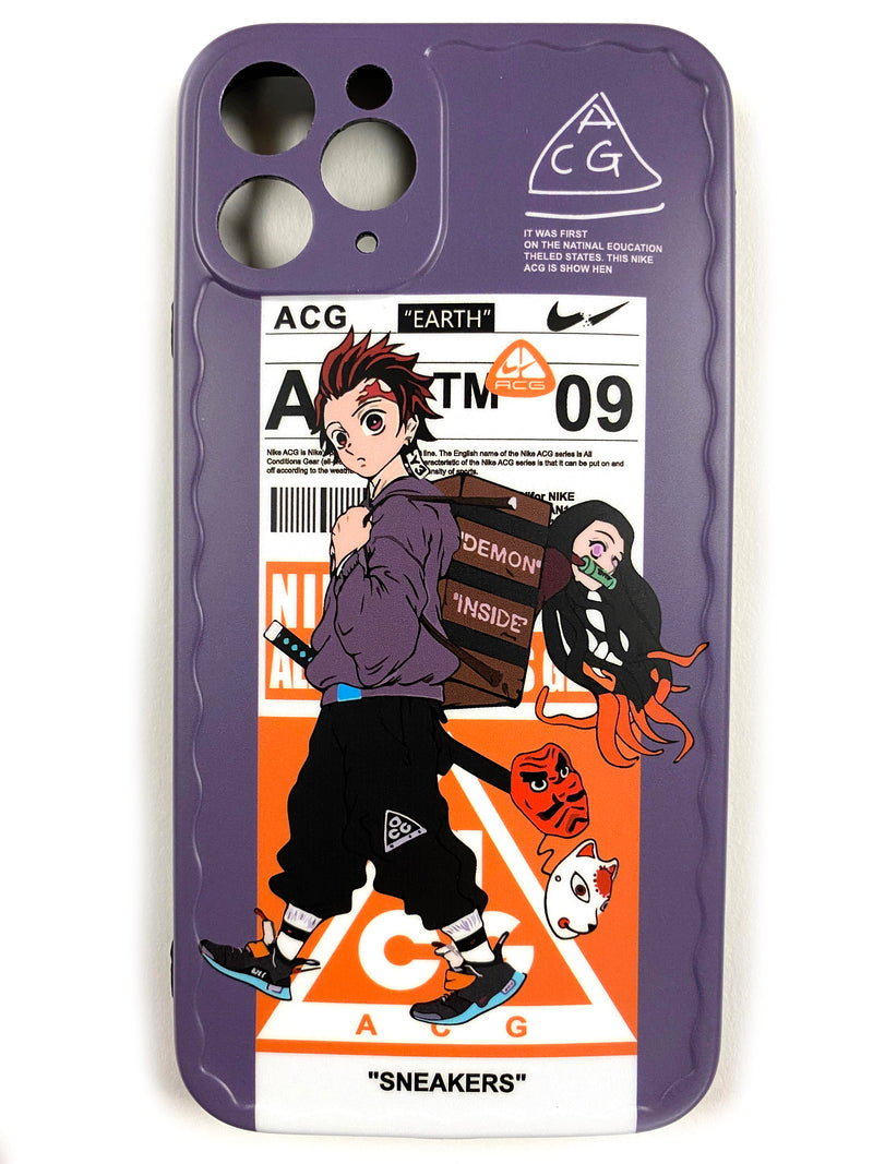 "CaseNerd ""ACG Tanjiro"" iPhone Case"