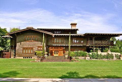 Gamble House Tour