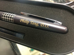 Engraved Pilot MR