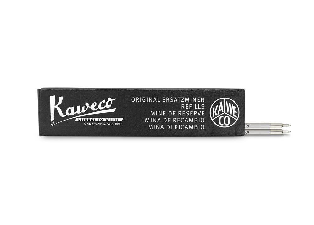 Kaweco D1 Ballpoint Refill Needle Point 0.5mm - Black