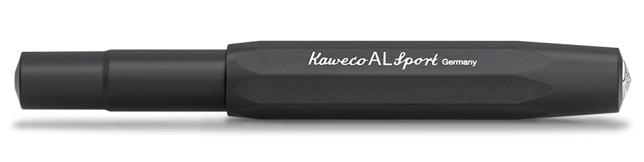 Kaweco AL Sport Black Fountain