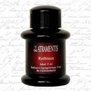 DeAtramentis Standard Red Brown