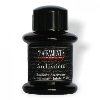 DeAtramentis Archive Ink Black