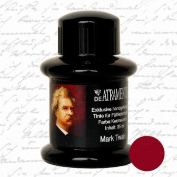 DeAtramentis Mark Twain Kermesin Red