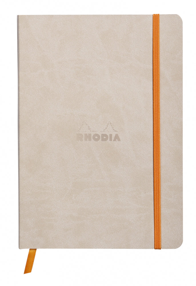 Rhodia Soft Cover Rhodiarama A5 Notebook Beige