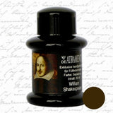 DeAtramentis William Shakespeare, Dark Brown