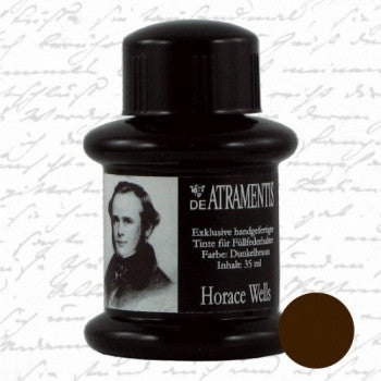 DeAtramentis Horace Wells, Dark Brown