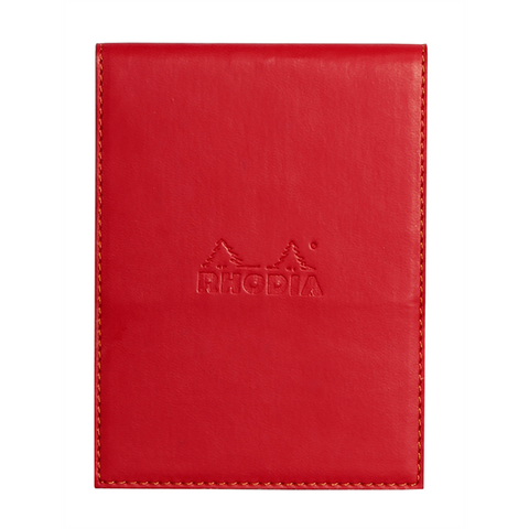 Rhodia #12 Orange/Red Cover