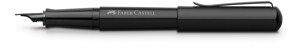 Faber-Castell Hexo Black Fountain