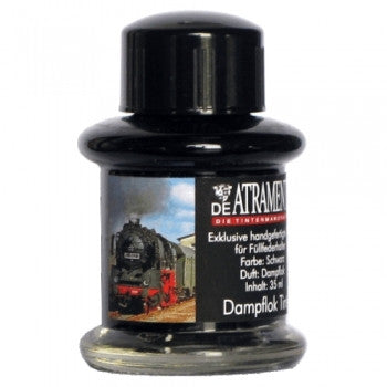 DeAtramentis Fragrance Steam Locomotive, black