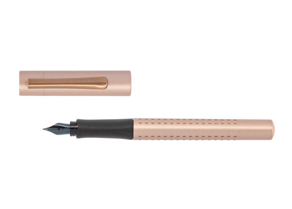 Faber-Castell GRIP 2011 Copper Rose Fountain