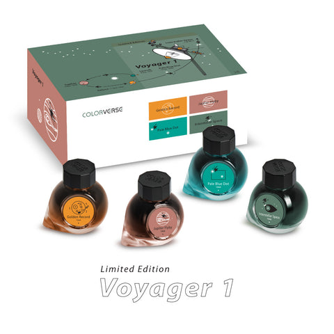 Colorverse  2018 LE Voyager 1 Set