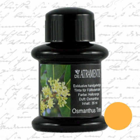 DeAtramentis Fragrance Osmanthus, Pale Orange