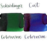 Colorverse 21 & 22 Schrödinger & Cat