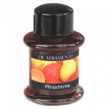 DeAtramentis Fragrance Peach, Red Orange