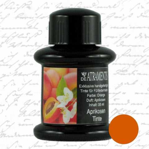 DeAtramentis Fragrance Apricot, Orange