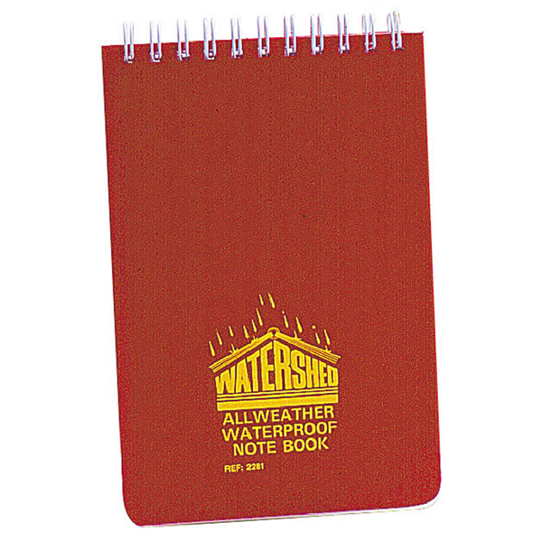 Exacompta Watershed Waterproof Notebook