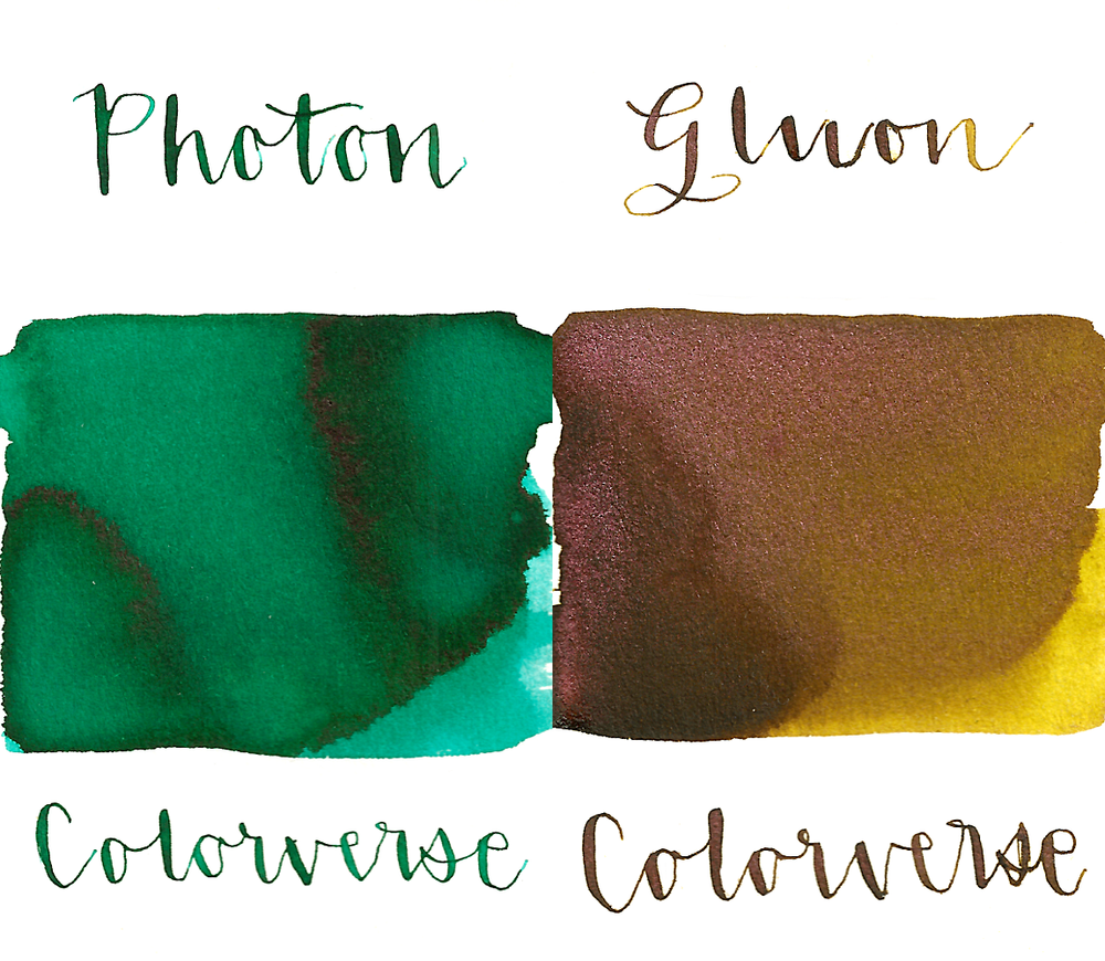 Colorverse 23 & 24 Photon & Gluon