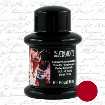 DeAtramentis Fragrance Kir Royal, Red