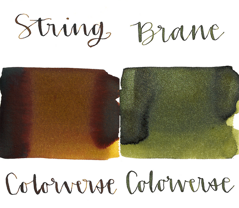 Colorverse 25 & 26 String & Brane