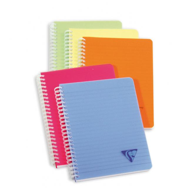 Clairefontaine Linicor Wirebound Notebooks