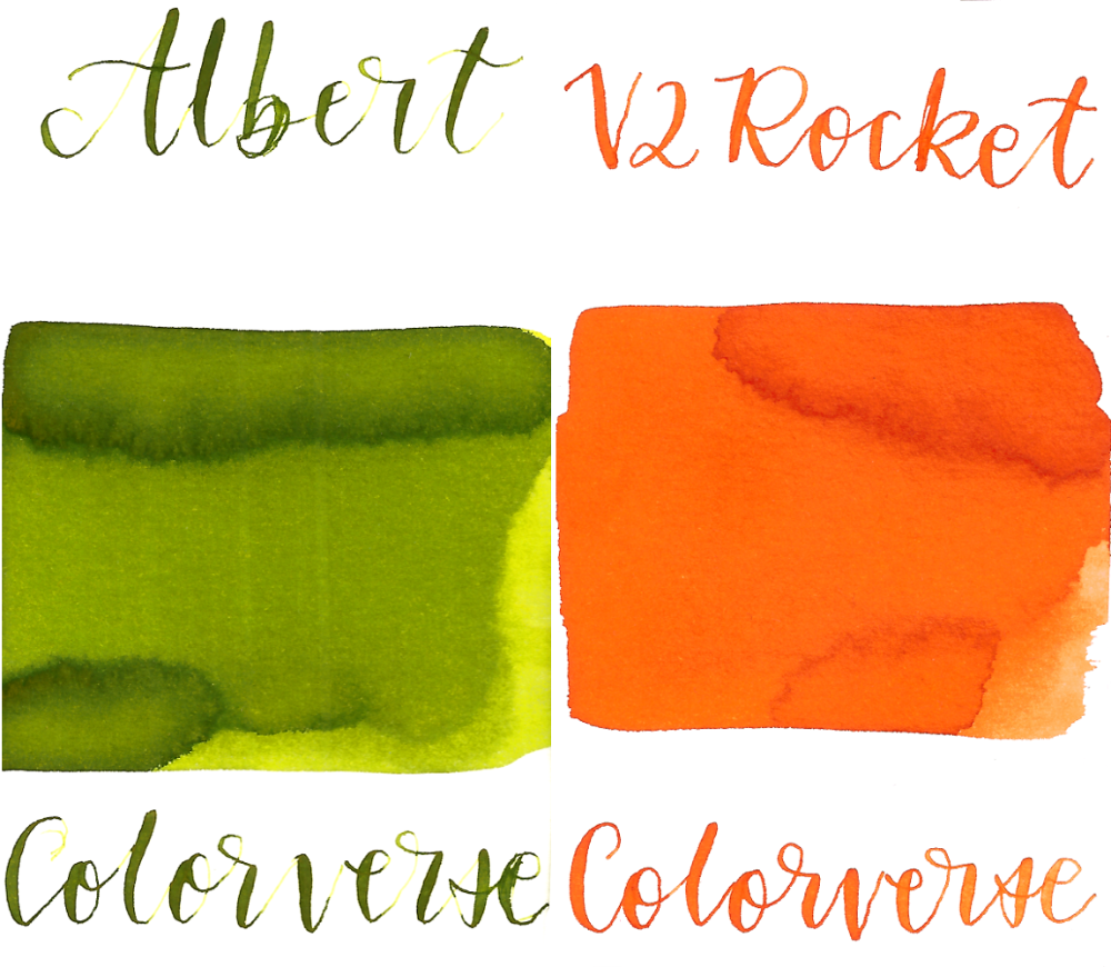 Colorverse 41 & 42 Albert & V-2 Rocket