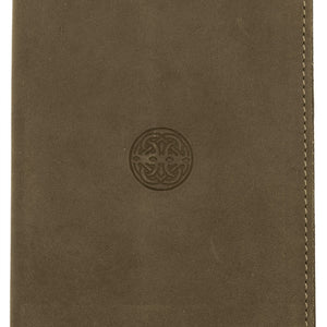 Franklin Christoph 5.3 Pocket Notebook Cover - Boot Brown Leather