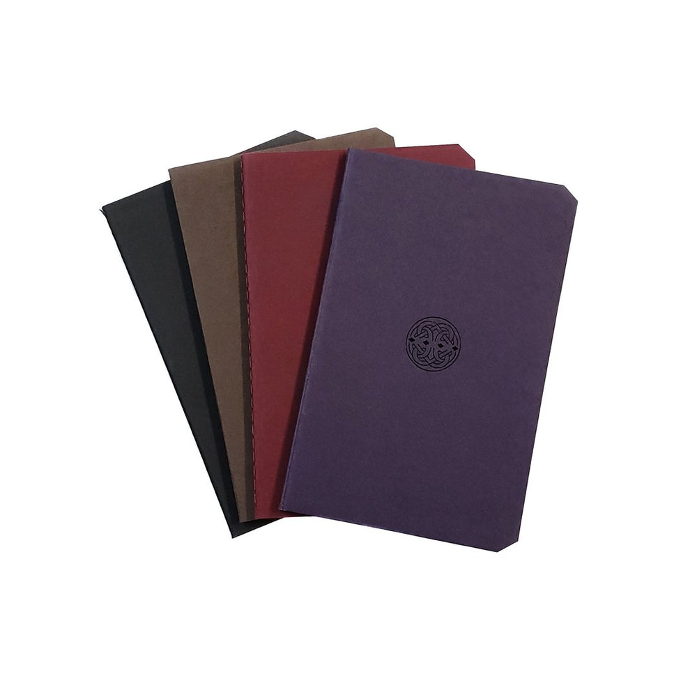 Franklin Christoph 5.3 Pocket Notebook Refills (Assorted 4-Pack)