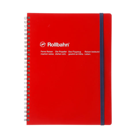 Rollbahn XLG Size Red