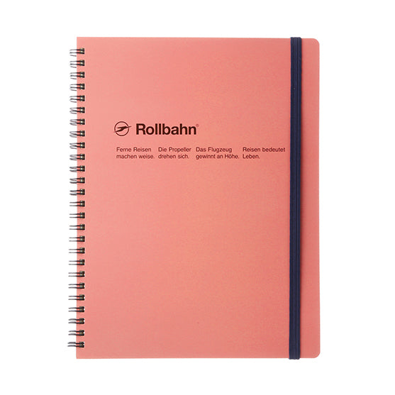 Rollbahn XLG Size Blush Pink