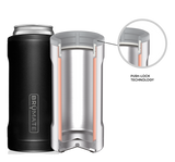 BrüMate Hopsulator SLIM  |  Carrara (12oz slim cans)