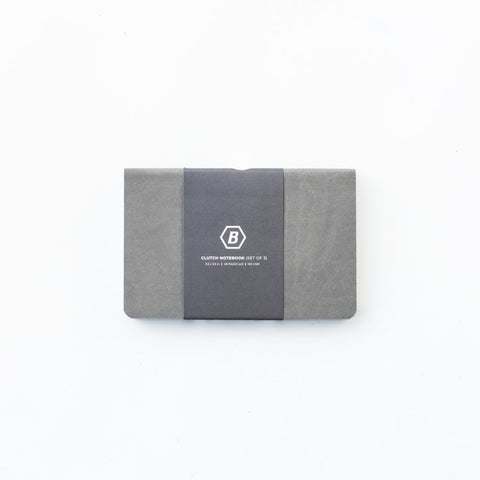 Blackwing Clutch 602 Grey Notebook