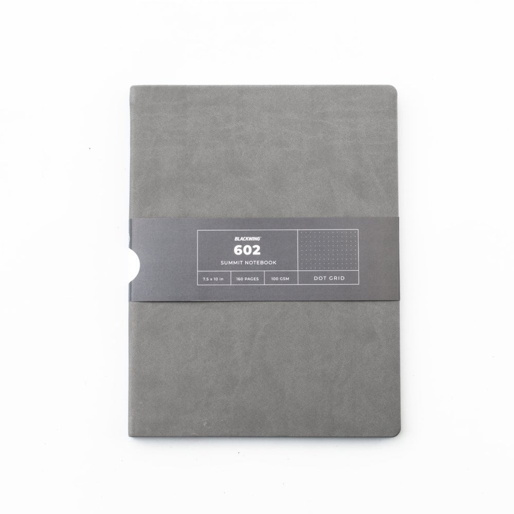 Blackwing 602 Summit Notebook- Grey