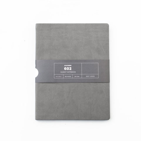 Blackwing Summit 602 Grey Notebook