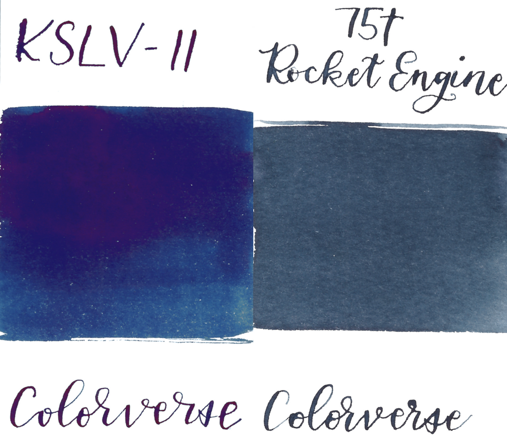 Colorverse 61 & 62 KSLV-II & 75t Rocket Engine