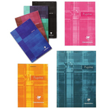 Clairefontaine Classics A4 Top Staplebound Notepad- Lined