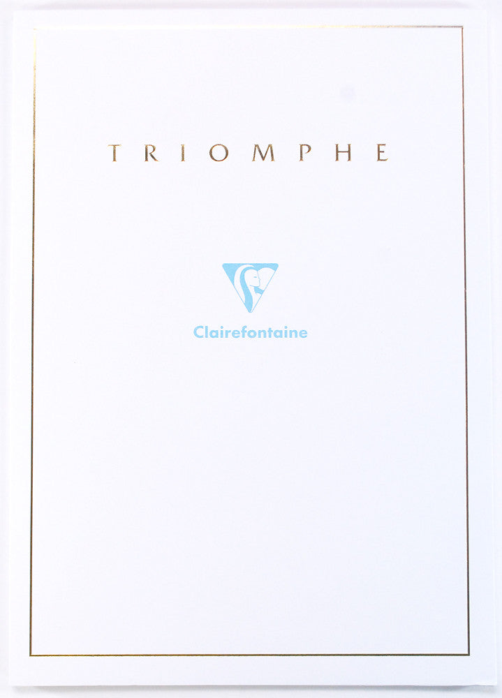 Clairefontaine Triomphe A4 Uni/Blank