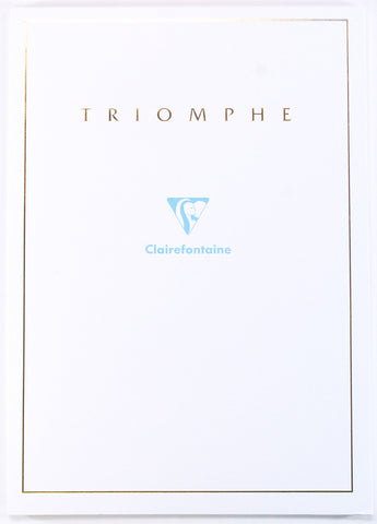 Clairefontaine Triomphe A4 Ligné/Lined