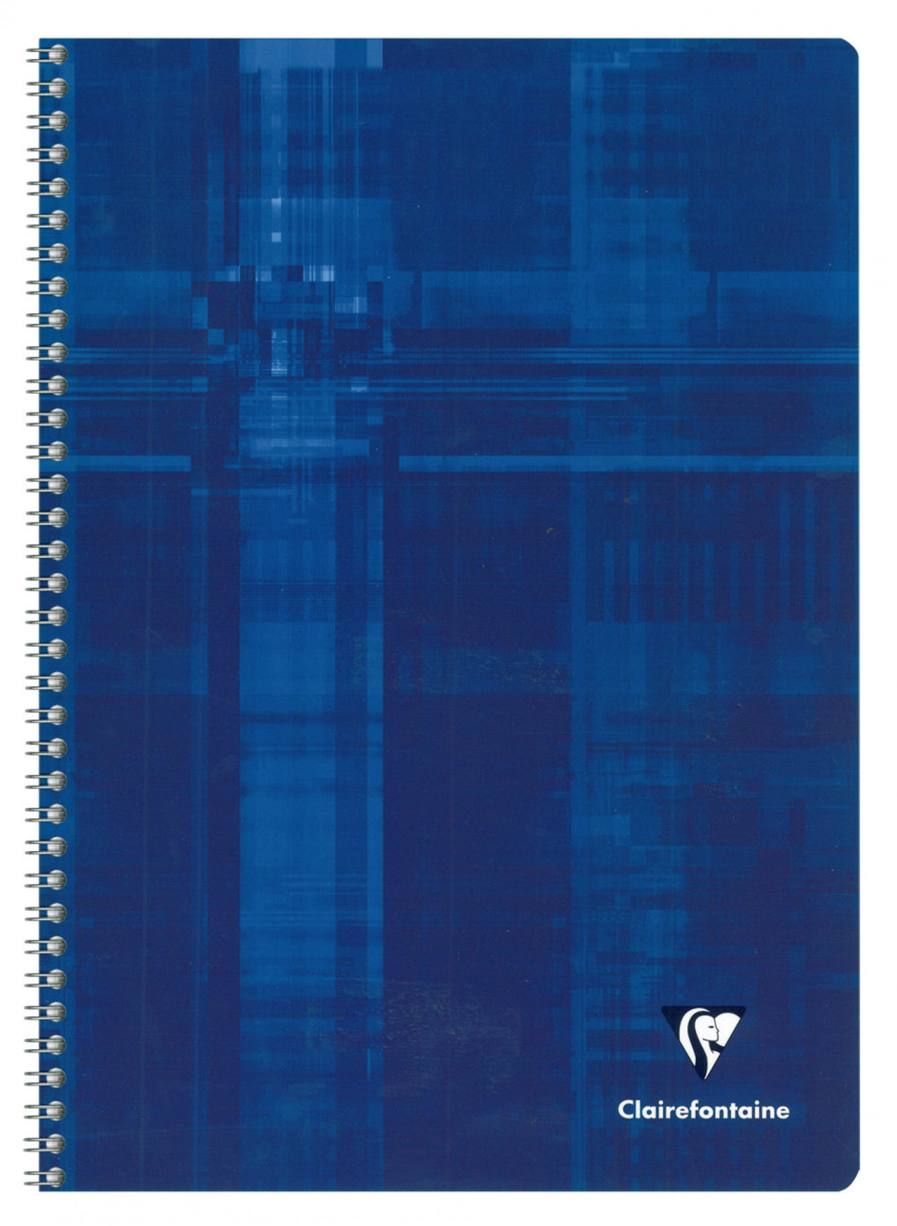 Clairefontaine Classics A4 Side Wirebound Notebook-Lined (90 Sheets)