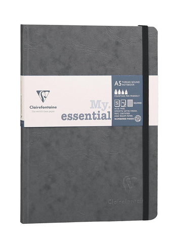 Clairefontaine Basics My Essential A5 Grey
