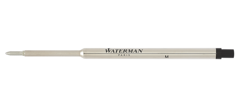 Waterman Ballpoint Refill- Black