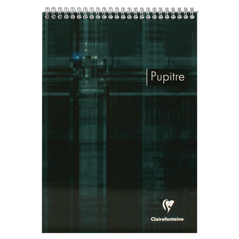 Clairefontaine 8152 8 ½ x 11 ¾ Top Wirebound Graph Notebook