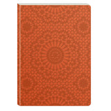 Clairefontaine Zellige Leatherette Cover A6 Notebook Lined
