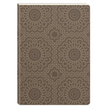 Clairefontaine Zellige Leatherette Cover A5 Notebook Lined