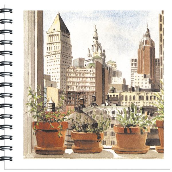 Clairefontaine New York Sketch Pad