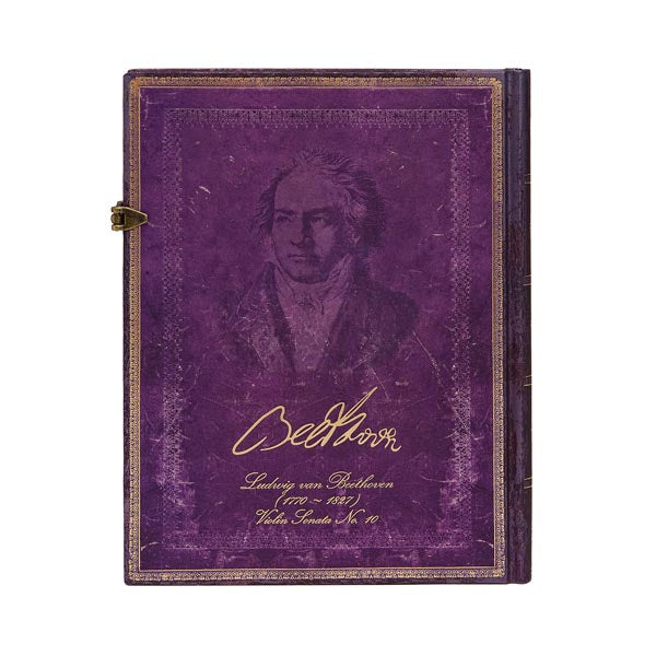 Paperblanks Special Editions- Beethoven's 250th Birthday Ultra