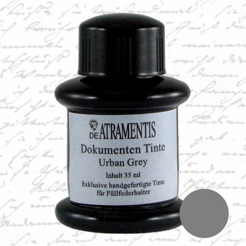 DeAtramentis Document Ink Urban Grey