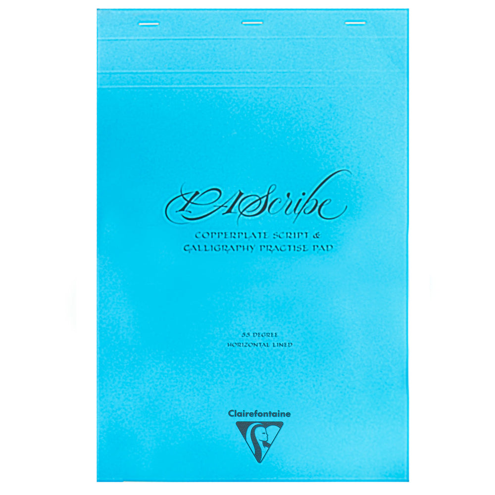 Clairefontaine A4+ PAScribe Calligraphy Pad- White Paper